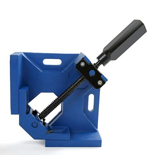 Right Angle Clamp 90 Degree Single Handle with Carpentry  - Angle Clamps
