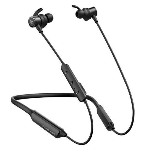 SoundPEATS Bluetooth Headphones Neckband Headset - Bluetooth Neckband Headphones