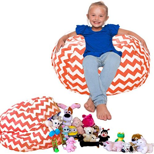 Lilly's Love 💓Kids Organizers Bean Bag Stuffed Chair - Bean Bag Chairs For Kids