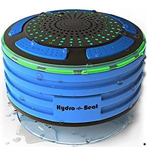 Bluetooth Portable Waterproof Shower Radio - Floating & Pool Speakers