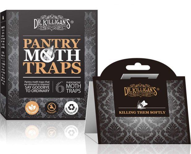 Dr. Killigan's Premium Pantry Moth Traps