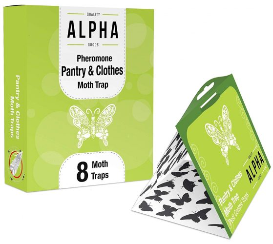 Pheromone Pantry and Clothes Moth Trap