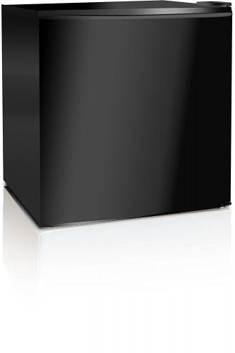 Midea WHS-52FB1 Compact Reversible Single Door Upright Freezer, 1.1 Cubic Feet, Black