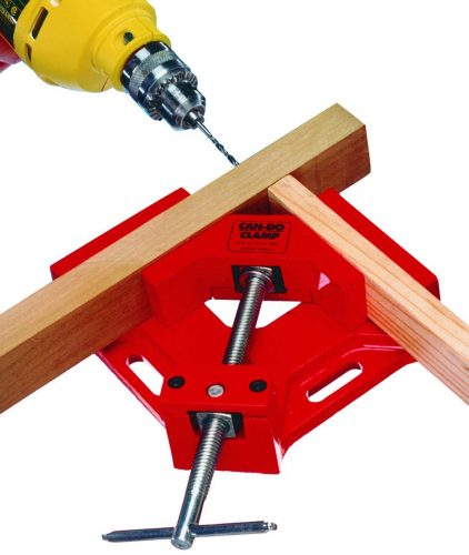 Can-Do Clamp - woodworking clamps