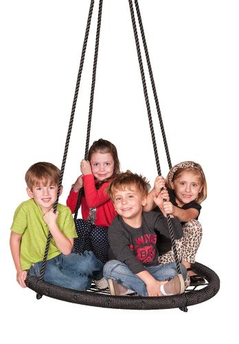 M & M Sales Enterprises Outdoor Swing Safety rated to the 600 lb - Tree Swings