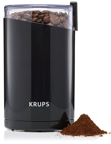 KRUPS Electric Coffee Grinder, Spice Grinder - Christmas Gifts for Him