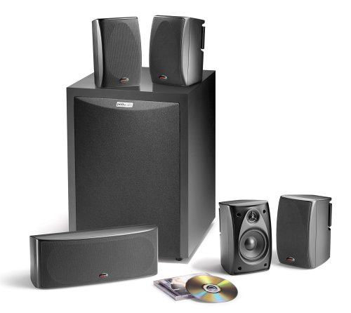 Polk Audio RM6750 5.1 Channel Home Theater Speaker System - 5.1 Channel Speakers