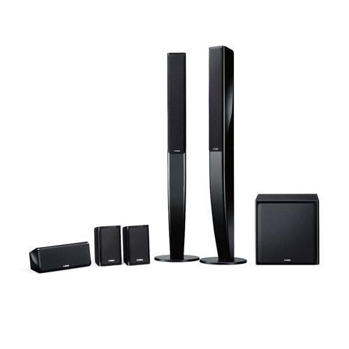 Yamaha NS-PA40BL 5.1 Speaker - 5.1 Channel Speakers