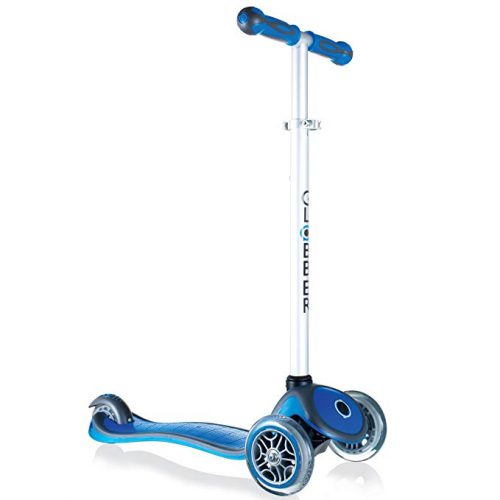 Globber Primo 3 Wheel Adjustable Height Scooter - 3 Wheel Scooters