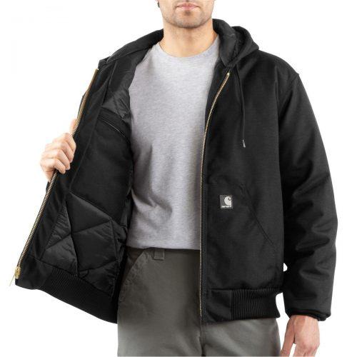 Carhartt Men's Arctic Yukon Active Jacket J133 - utility jackets for men