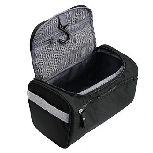 4b27e461a0 Top 10 Best Men Toiletry Bags in 2019. 10. TravelMore Hanging Travel  Toiletry Bag Organizer
