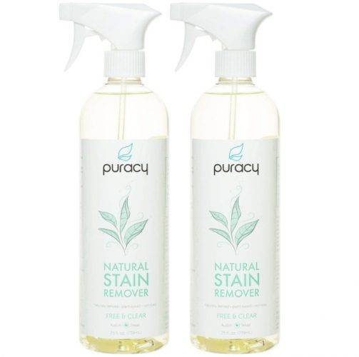 Puracy Natural Laundry Stain Remover - Laundry Stain Removers