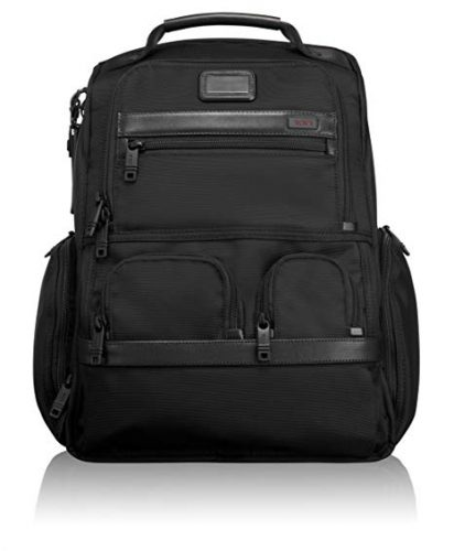 Tumi Alpha 2 Compact Black, One Size - Tumi Backpack