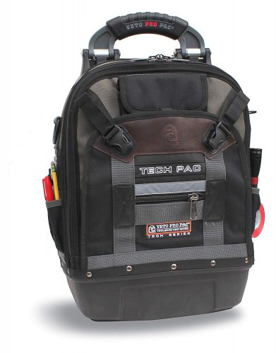 Veto Pro Pac Technician Bag, 1-Pack - Tool Backpack