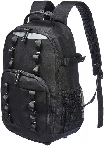 AmazonBasics Tool Bag Backpack - Tool Backpack