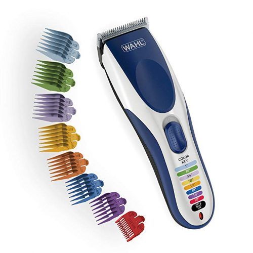 Wahl Clipper Color Pro Cordless Rechargeable Hair Clippers - Hair Clippers for Men