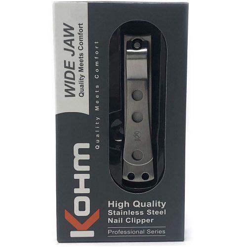 Kohm CP-140L Toenail Clipper for Thick Nails