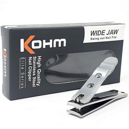 Kohm WHS-440L Heavy Duty Toenail Clipper