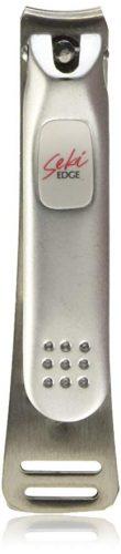 SEKI EDGE SS-106- Stainless Steel Fingernail Clipper