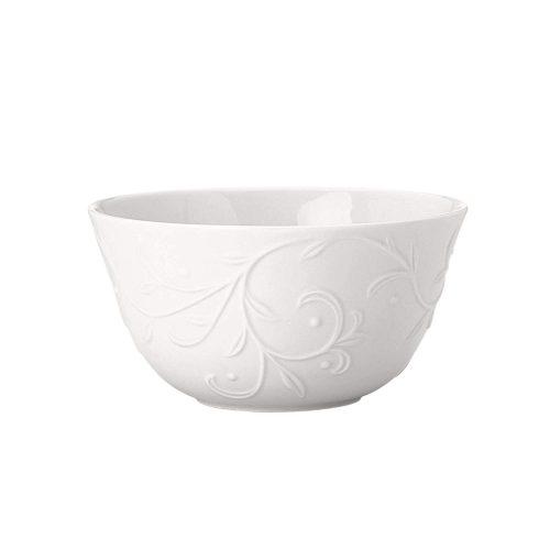 Lenox Opal Innocence Carved Fruit Bowl