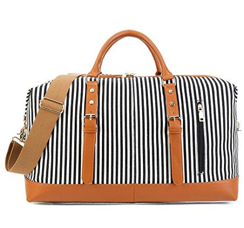 CAMTOP Weekend TravelBag Ladies Women Duffle Tote Bags - Weekender Bags For Women