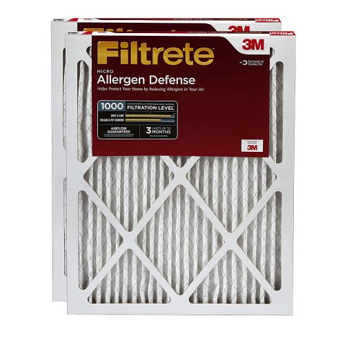 Filtrete Micro Allergen Defense AC Furnace Air Filter - AC Filters