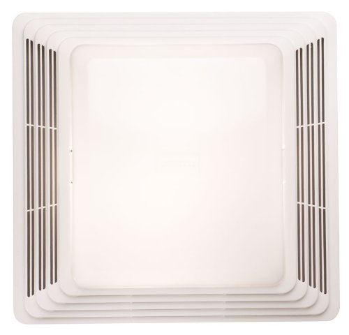 Broan HD80L Heavy Duty Ventilation Fan and Light - Bathroom Exhaust Fans