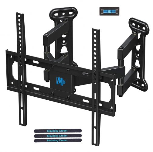 Mounting Dream MD2501 Corner TV Wall Mount Bracket - Corner TV Wall Mounts