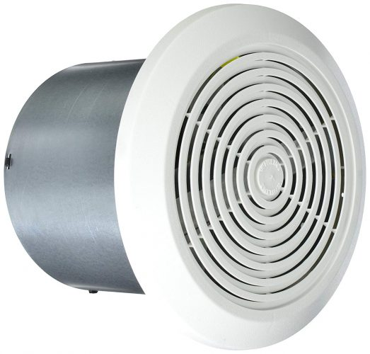 "Ventline (V2262-50 (7"") 50 CFM Ceiling Exhaust Fan - Bathroom Exhaust Fans"