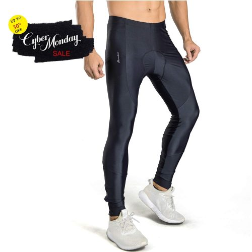 Przewalski Men's Padded Cycling Tights - Cycling Pants