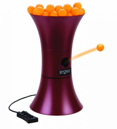 iPong PRO Table Tennis Training Robot with Oscillation and Remote
