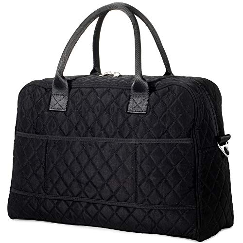 Pursetti Quilted Weekender Bag for Women - Weekender Bags For Women