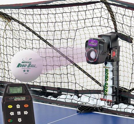 Newgy Robo-Pong 2050+ Digital Table Tennis Robot