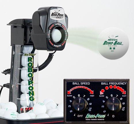 Newgy Robo-Pong 540+ Table Tennis Robot