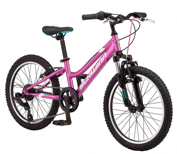 Schwinn High Timber Mountain Bike, 20-Inch Wheels