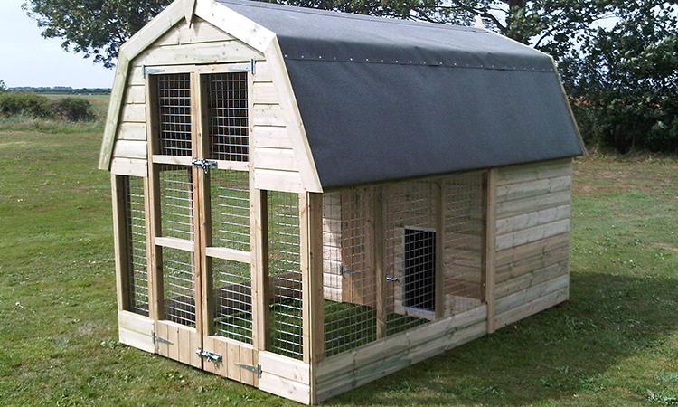 Outdoor Cat Houses
