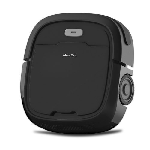 Robot Vacuum Cleaner with Mop and Water Tank Drop-Sensing and Strong Function, Good for Pet Hair, Carpets, Hard Floor
