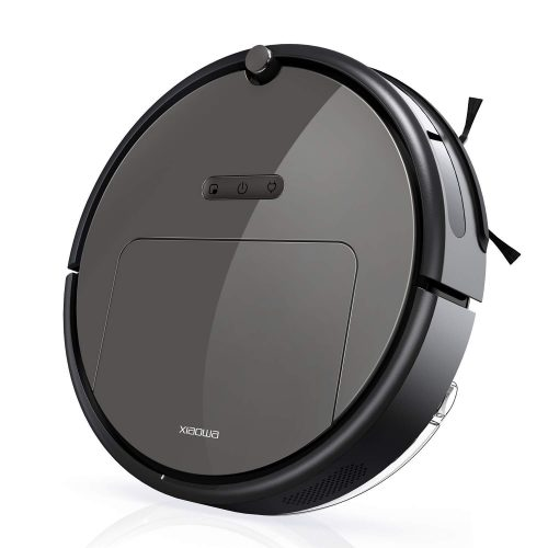 Roborock Xiaowa E25 Robot Vacuum Cleaner Sweeping and Mopping Robotic Vacuum Cleaning Dust and Pet hair, 1800Pa Strong Suction and App Control, Route Planning on Hard Floor, Carpet and All Floor Types