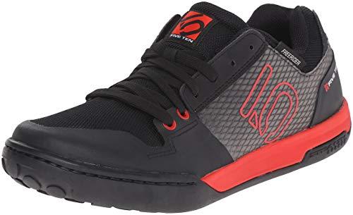 Five Ten Men's Freerider Contact Shoes Size 6.5 Black/Red