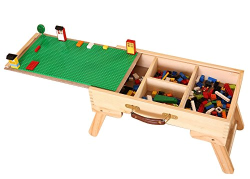 YENNY Shop Compatible Storage Play Table Folding Custom Made Wooden Kids Children SLFT Standard Wooden Chalkboard