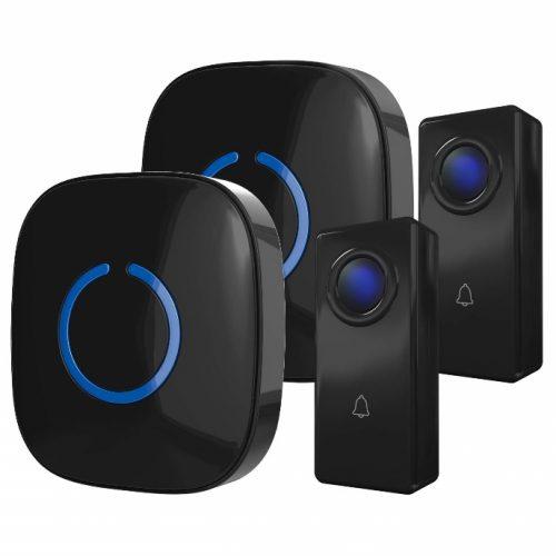 CROSSPOINT Expandable Wireless Doorbell