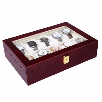SONGMICS Watch Box UJOW10C