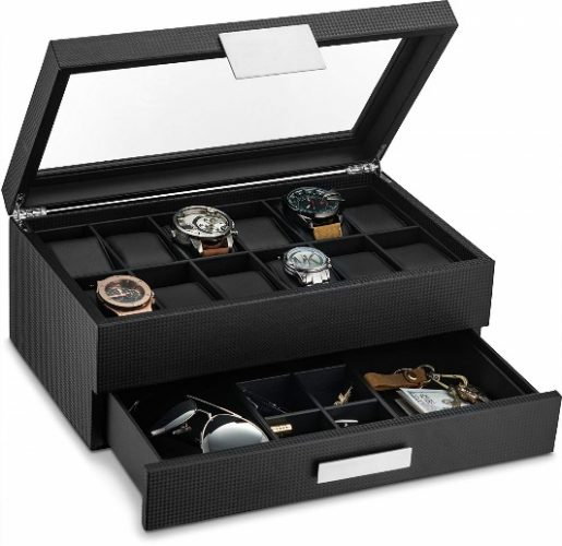 Glenor Co Watch Box