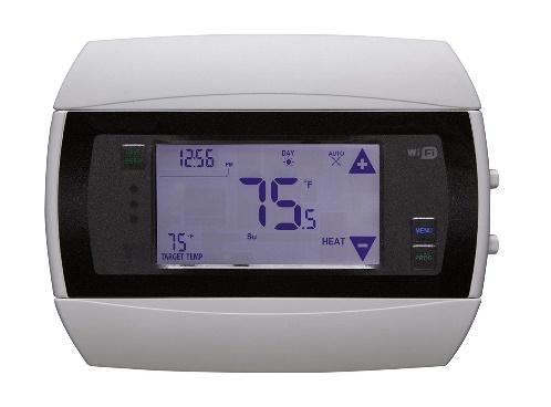 Radio Thermostat CT50 7-