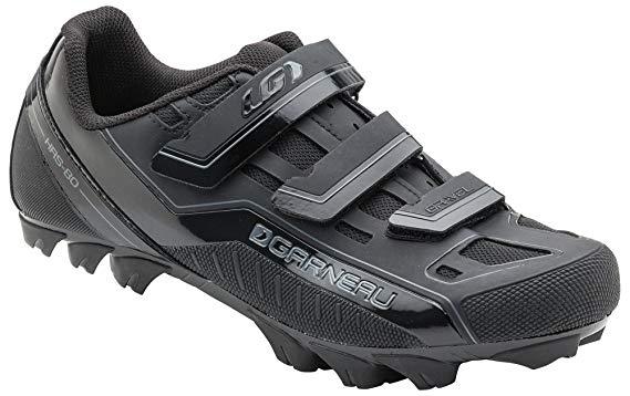 Louis Garneau Men's Gravel Bike Shoes, Black, US (5), EU (38)