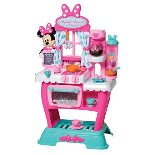 Minnie 89370 Happy Helpers Brunch Cafe, Multicolor