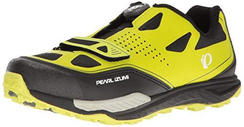 Pearl iZUMi Men's x-alp Launch ii-m Cycling Shoe, Lime Punch/Black, 40 EU/6.9 D US