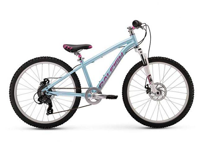 Raleigh Bikes Raleigh Eva 24 Girl's Mountain Bike