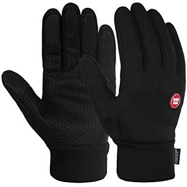 Vbiger Men Warm Gloves