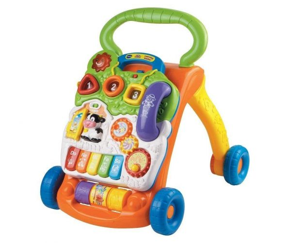 VTech Sit-to-Stand Learning Walker (Frustration Free Packaging) )